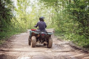 CPSC Warns Riders to Keep ATVs Off Paved Roads