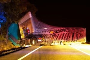 Truck Rollovers – Causes and Myths