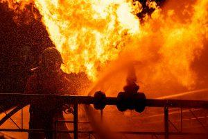 Equipment Failure Causes Fire In Dewey, Oklahoma