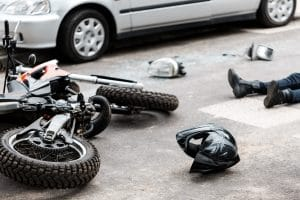 Motorcycle Accidents and Road Rash Injuries