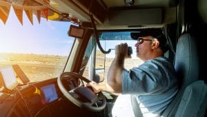FMCSA Seeking Higher Standards for Truck Drivers with Vision Loss